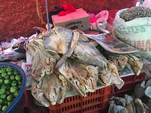 グアテマラの肉・卵・魚介類