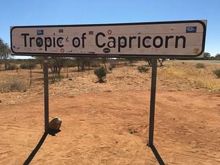Image of  Tropic of Capricorn. namibia africa tropicofcapricorn