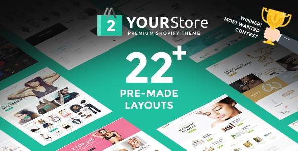 YourStore v1.4.8 - Shopify theme