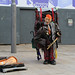 Jolly Rotten - Street Entertainer by Tim Dennell