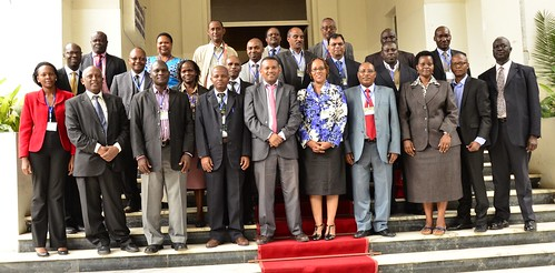 Participants of the Bio-innovate Regional Industrial Effluent Management Workshop