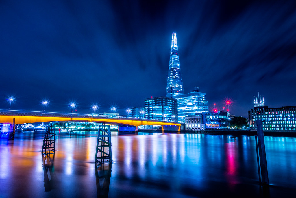 Shard At The Witching Hour . . . . . EXPLORED!
