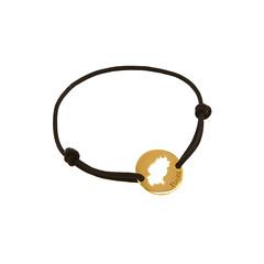 Large Gold Ibiza Bracelet