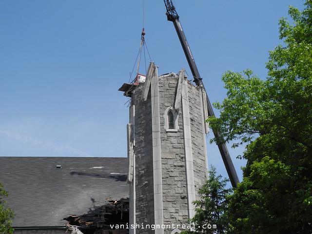 Eglise Notre-Dame-de-la-Paix demolition 2/06/14 02