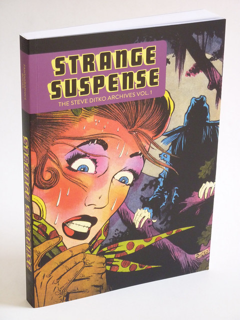 Strange Suspense cover photo