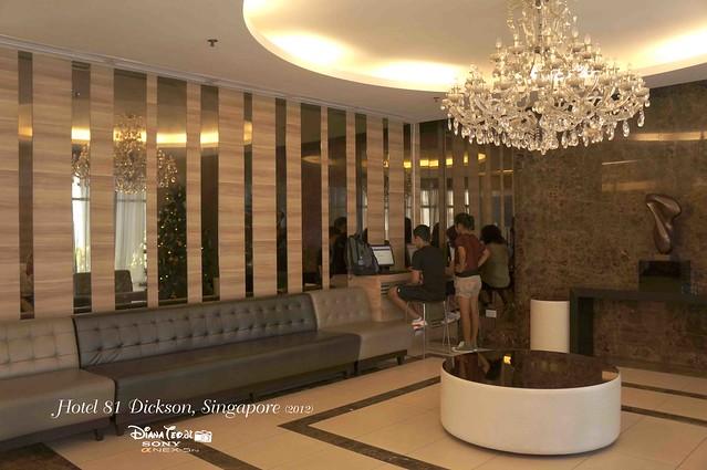 Hotel 81 Dickson Singapore 03