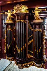 Amsterdam - Ons' Lieve Heer op Solder 12 - Orgel van Hendrik Meyer