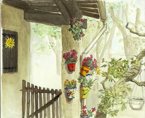 Henri's terrasse