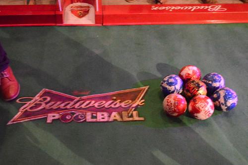 Budweiser Pool Ball