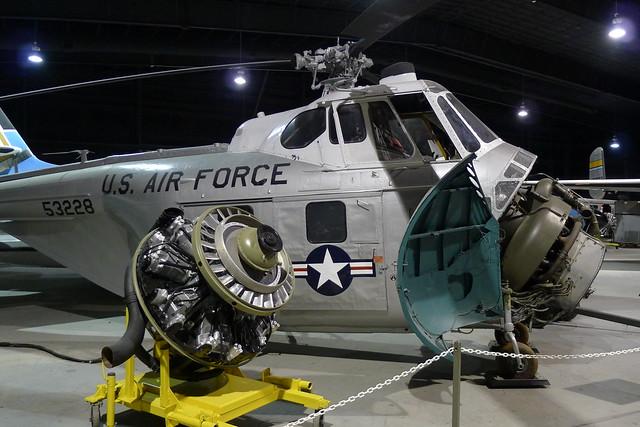 Sikorsky UH-19D Chikasaw