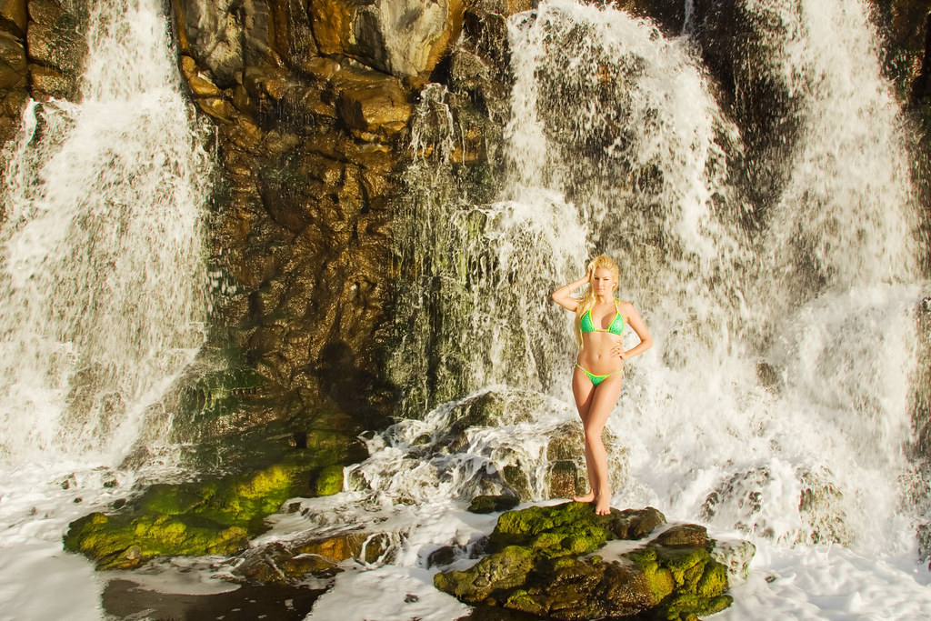 Model photographer in Lanzarote
