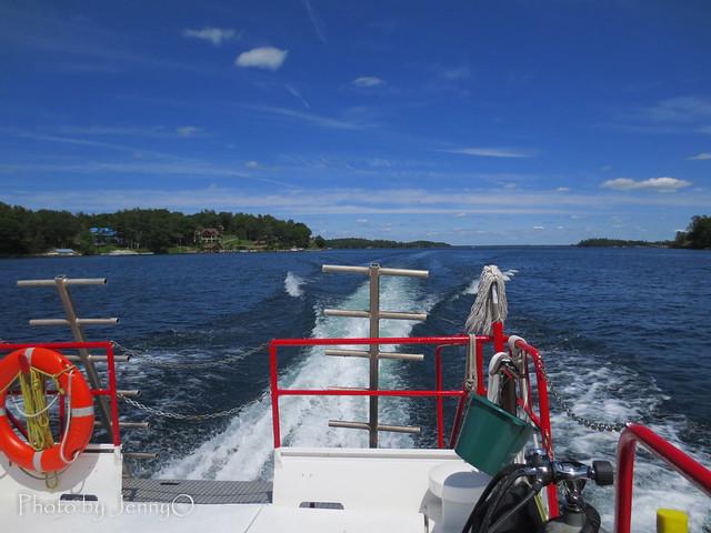 Ash Island Barge
