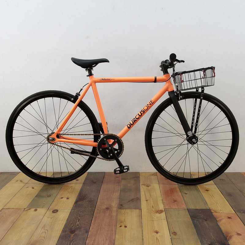 DURCUS ONE MASTER TRACK BIKE ABOVE BIKE STORE CUSTOM