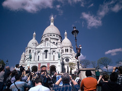 Showtime at Sacré-coeur (3/3)