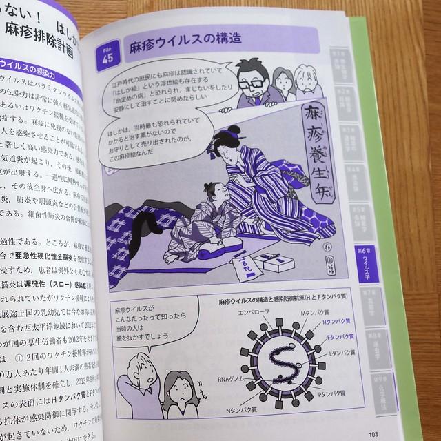 初めの一歩は絵で学ぶ 微生物学_5