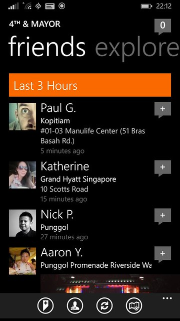 Nokia Lumia 930 - 4th & Mayor