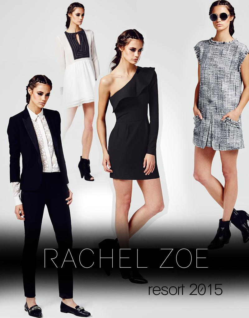 Rachel Zoe | resort 2015