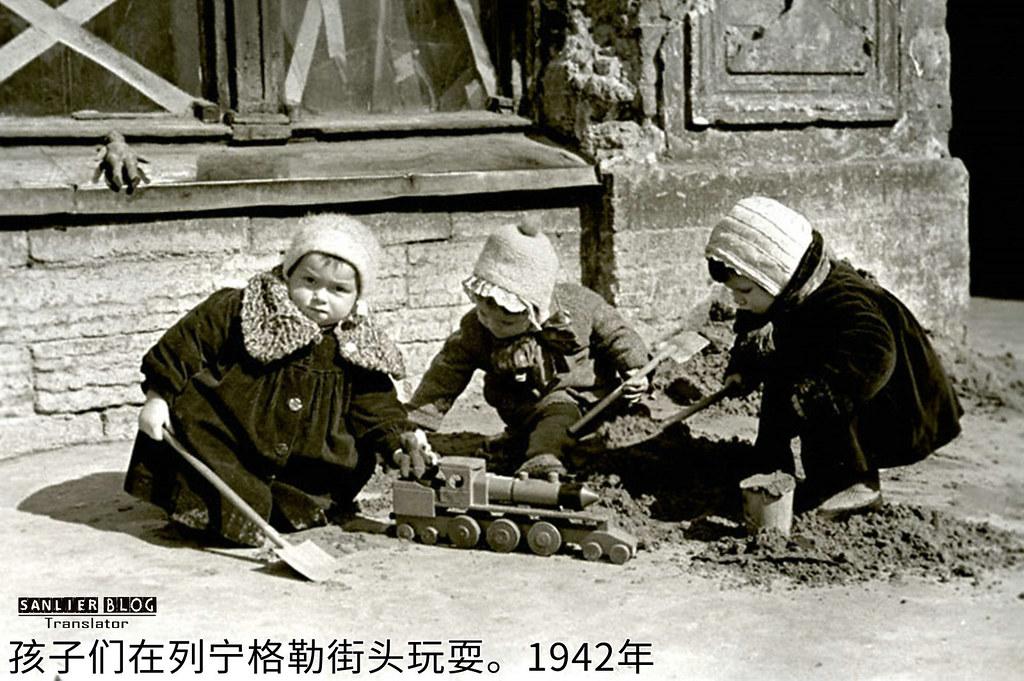 伟大卫国战争中的儿童03