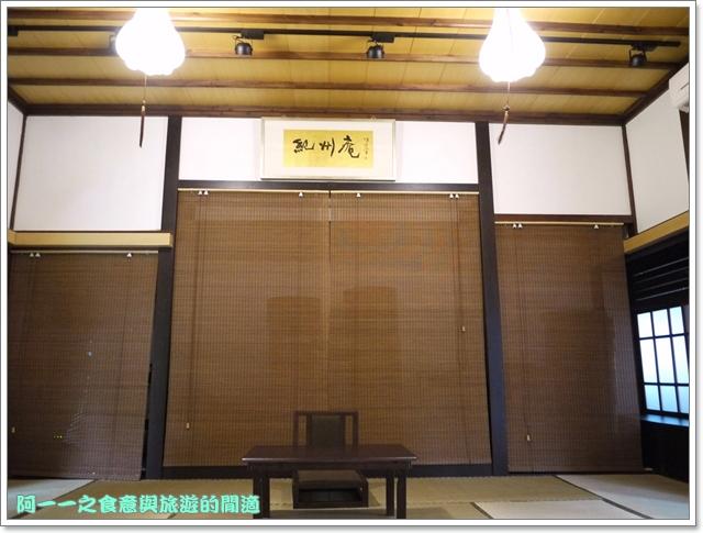 台北古亭站景點古蹟紀州庵文學森林image033