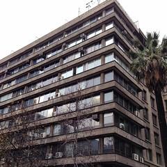 Edificio NCR, Mario Pérez de Arce y Asociados, 1977 #Santiago