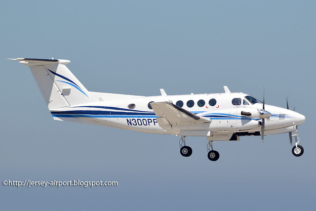 N300PP Beech 300LW King Air
