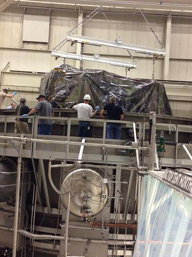 ISIM Moves Into Cryovac Chamber