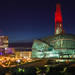 Canadian Museum For Human Rights by bryanscott