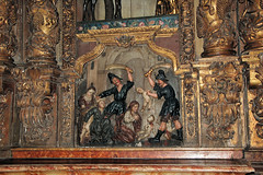 Santiago de Compostela, Mosteiro de San Paio de Antealtares