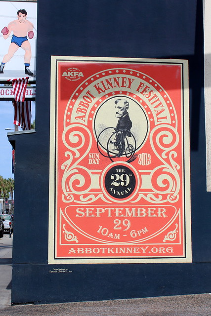 Los Angeles - Venice: The Brig Venice - Abbot Kinney Festival