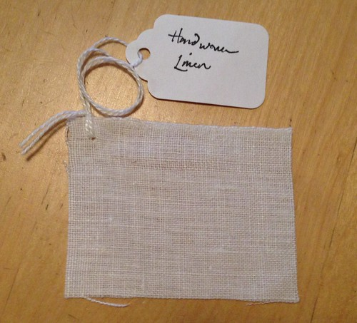 linen sample