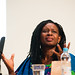 Ade Solanke chairing the book launch of Olabode Ogunlanas The Rare Leaf: Yoruba Legends & Love Stories