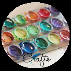 crafts button
