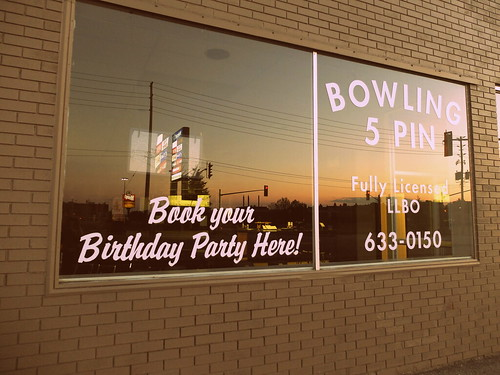 Bowling 5 Pin