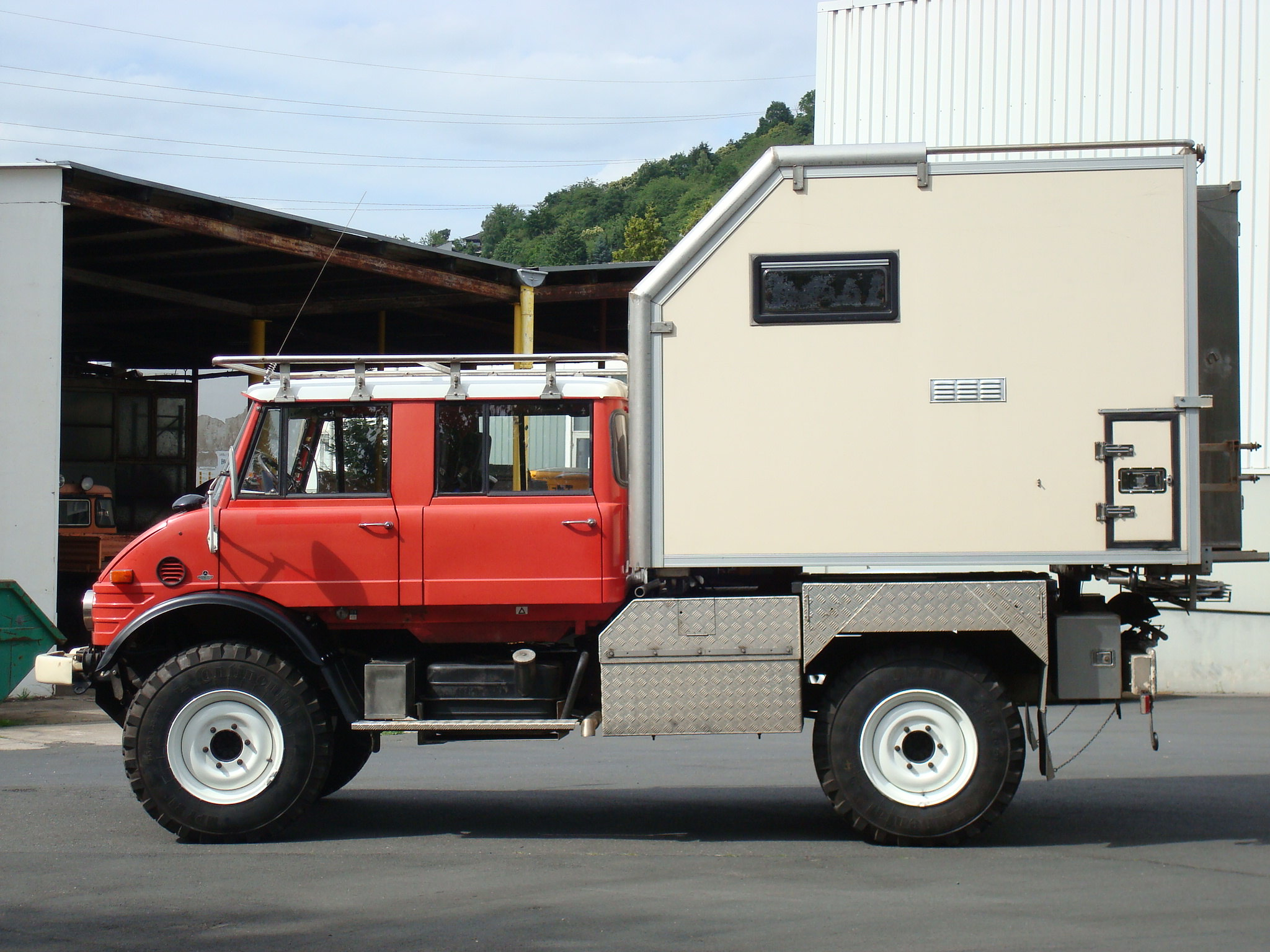 Rv Mercedes >> Unimog Campers on Pinterest | Mercedes Benz Unimog, Campers and Expedition Vehicle