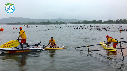 Hawai Triathlon in Yurihama 2014