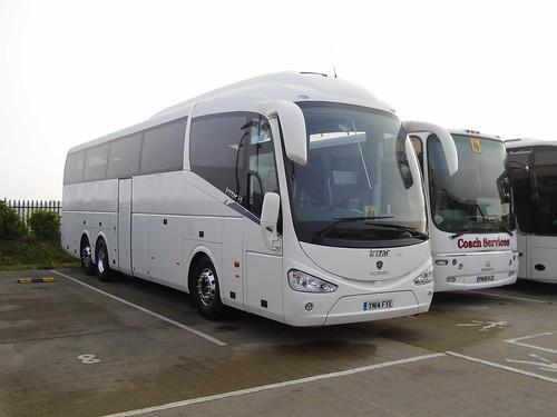 Coach Services YN14 FYE © Alan Cooper