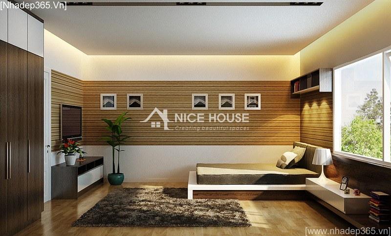 Thiết kế nội thất nhà chị Hằng - Hà Nội_4