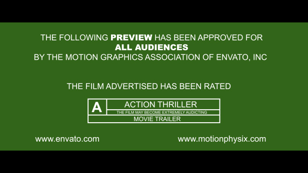 Action Movie Trailer by MotionPhysix | VideoHive