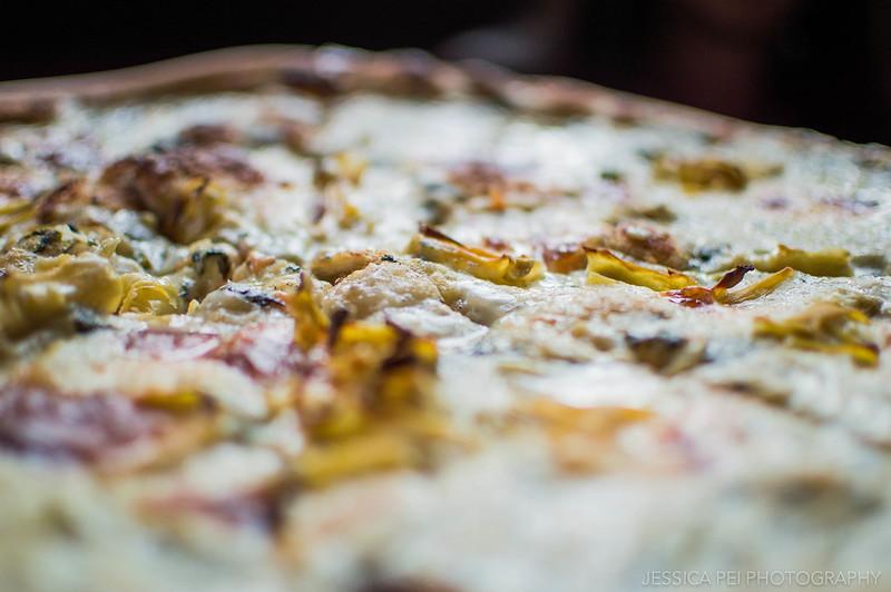 Artichoke pizza Artichoke Basille's Pizza & Bar