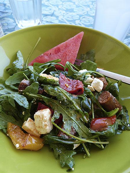 salade de merguez 2