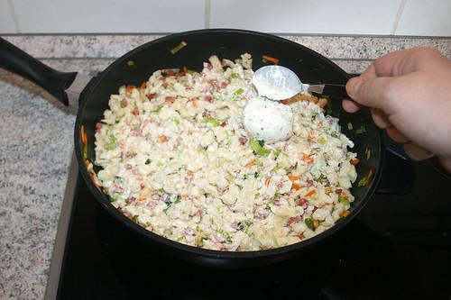 37 - Creme legere Kräuter addieren / Add creme legere herbs