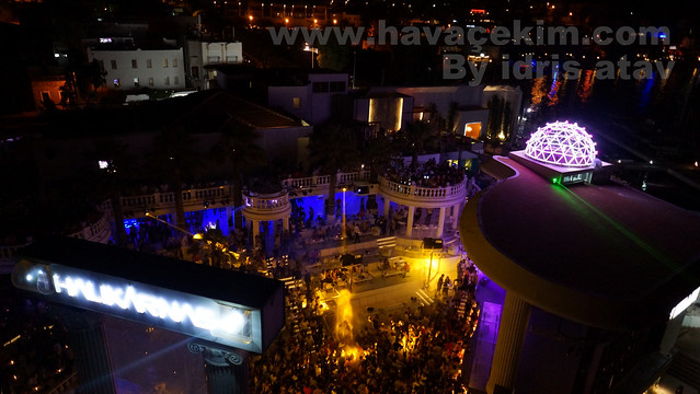 HALİKARNAS Disco The Night Club Bodrum Turkey Türkiye