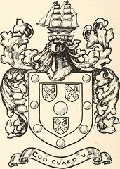"""Image from page 267 of """"Armorial families : a directory of gentlemen of coat-armour"""" (1905)"""