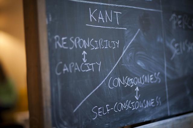 Header of Kant