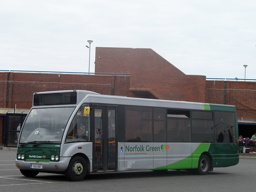 Stagecoach - Norfolk Green 47882 Y54HBT
