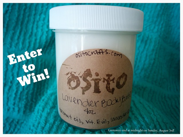 Osito Giveaway