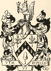 "Image from page 131 of ""Armorial families : a directory of gentlemen of coat-armour"" (1905)"