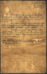 026. IV. Károly lemondó levele