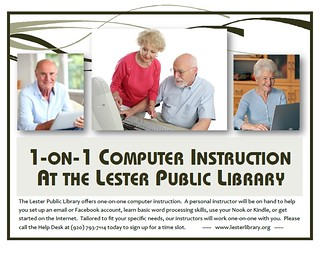 1-on-1 Computer Instruction