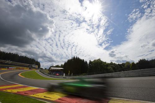2014 Belgian Grand Prix: FP1 & FP2